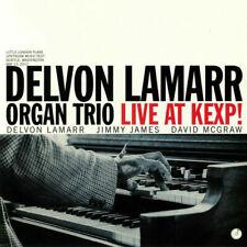 Delvon Lamarr Organ Trio Live at KEXP Mp3s Gatefold Black Vinyl LP