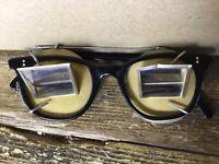 Vintage Recumbent Spectacles Optometrist Opticians Glasses