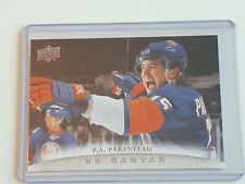 C171 P.A. Parenteau - Canvas - UD 2011-12 Series 2 Two - Upper Deck