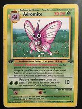 Carte Pokemon AEROMITE 29/64 Rare Jungle Wizard Française EDITION 1