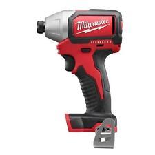 "New Milwaukee 1/4"" Hex Brushless Impact Driver Bare Tool Model # 2750-20"
