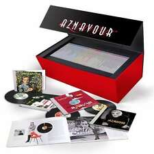 Anthologie Coffret 60 CD -tirage limite et numerote Barclay Charles Aznavour Bar