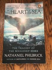 IN THE HEART OF THE SEA by Nathaniel Philbrick 2015 softcover WHALESHIP ESSEX
