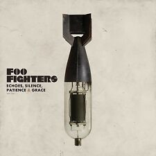 Foo Fighters - Echoes, Silence, Patience & Grace - New Sealed Double Vinyl LP
