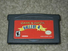 ***GAME AND WATCH GALLERY 4 GAMEBOY ADVANCE GAME GBA***