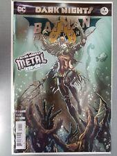 BATMAN THE DROWNED #1 NEAR MINT 9.4 2017 DC COMICS BIN-21-335