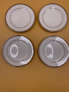 "Imperial China W. Dalton Japan SINCERITY 318 - 6.25"" Bread/Dessert Plates, Set 4"