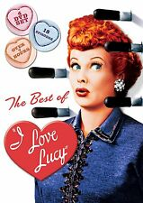 I Love Lucy: The Very Best Of - DVD NEW & SEALED (4 Discs)