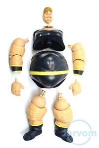 """Marvel Legends 6"""" inch Build a Figure BAF X-Men Blob Parts Individual Parts"""