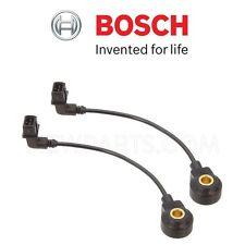 For BMW E36 318i 318ti Pair Set of 2 Ignition Knock Detonation Ping Sensors OE
