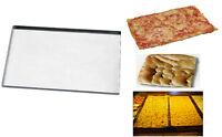 Teglie teglia placca lamiera professionale forno pizza focaccia alluminio 60X40