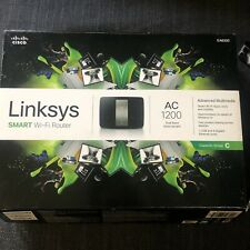 Linksys AC1200 Wi-Fi Wireless Dual-Band Router EA6300 EUC