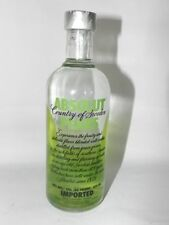Absolut Vodka Pears  375 ml  40% vol.  selten RAR