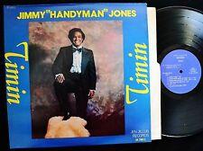 PRIVATE BOOGIE MODERN SOUL LP Jimmy Handyman Jones Jen Jillus 2001 Timin