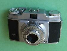 AGFA SILETTE  35mm. CAMERA  -  1956