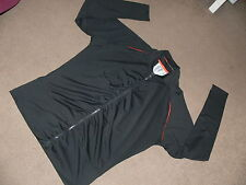 Nuovo con etichette McLaren-WOMANS Nero F1/FORMULA 1 Jacket 2008-Taglia Large (12 - 14)