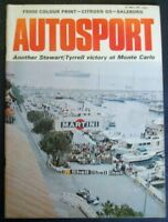 AUTOSPORT MAGAZINE MAY 27 1971 VOL 43 NO 8.