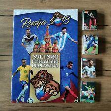 PICK ANY STICKER #251-491# FIFA World Cup 2018 Russia GTPR School Shop Serbia