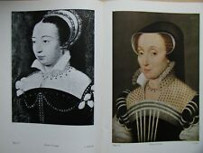 The Last Valois 1515-90. Costume of the Western World. 1951 HB. Illustrated