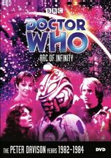 Doctor Who: Arc of Infinity [New DVD] Full Frame, Amaray Case