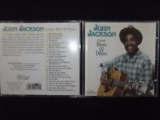 CD JOHN JACKSON / COUNTRY BLUES & DITTIES /