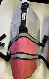 ASPCA Dog Life Jacket Swim Vest Sz Medium Safety Preserver NEW