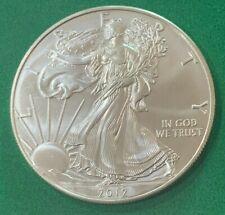 2012 Silver Dollar Coin ~ 1 troy oz AMERICAN EAGLE ~ Walking Liberty .999 UN