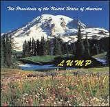 The Presidents of the United States Lump + 3 CD Single Card Cover VGC