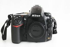 Nikon D700 Digital camera, low shutter count