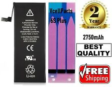 """New 2750mAh Li-ion Battery Replacement Flex Cable For iPhone 6S Plus 5.5"""" + Tape"""
