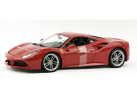Ferrari 488 GTB  RED 1:18 Model Car Maisto Special Edition, New