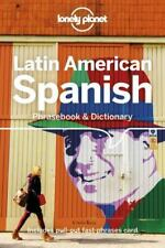 Lonely Planet Latin American Spanish Phrasebook and Dictionary
