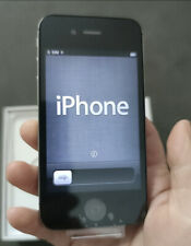Unlocked Apple iPhone 4s - 32GB Black White iOS6.1.3   3G WIFI Smartphone