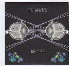 (EZ58) Bedlamytes, Relapse - 2013 DJ CD