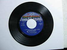 Love Is Here & Now Your Gone - There's No Stopping Us - Supremes 45 RPM Record