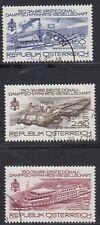 Österreich Austria 1601 - 1603 Donau-Dampfschifffahrts-Gesellschaft - 1979 gest