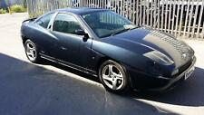 1998 Fiat Coupe 2.0 20v Turbo STARTS+DRIVES SPARES OR REPAIRS