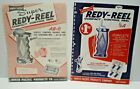 """1960 North Pacific """" REDY- REEL """" two sheets single sided Dealer Sales flyer"""
