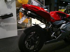 MV Agusta F4 750 1000 1999-2009 Silmotor Exhaust Silencer Carbon Slipon Race