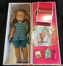 2012 American Girl of the Year GOTY McKenna Doll in Original Box & Accessories