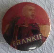 FRANKIE GOES TO HOLLYWOOD Old Vtg 1980`s Button Pin Badge 25mm(Not shirt patch)