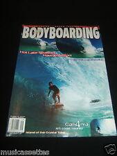 BODYBOARDING MAGAZINE USA SEPTEMBER 1997 BODY BOARDING BODYBOARD