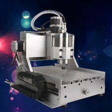 CNC Router Engraver 400x300x100mm+Controller Box 2018 3040-0.5KW Air Cooling os1