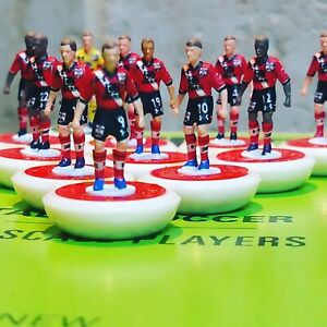 Southampton home 2020/21 subbuteo team Handpainted and decals
