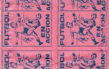 Venezuela 1986 Reyauca Futbol en Accion Soccer Sticker Pack