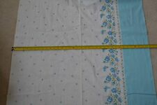 """By-the-Half-Yard, 36"""" Vintage 1940's-60's Pillowcase Cotton Fabric, M2751"""