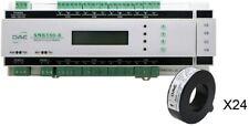 DAE SMB350-UL-8-B Kit, 24-circuit electric Monitor / submeter, RS485, 24 CTs