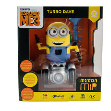 WowWee Despicable Me Minion MiP TURBO DAVE - Balancing Robot Toy Sounds Games+