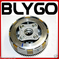 6 Plate 67T Manual Engine Clutch Plate Assembly ZS 155cc PIT PRO Trail Dirt Bike