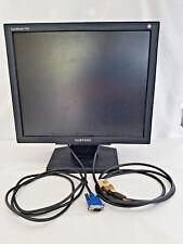 """Samsung SyncMaster 730B 17"""" LCD Monitor"""